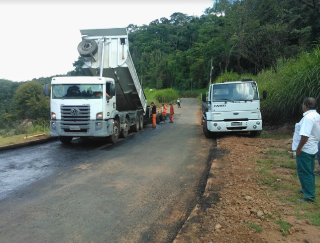 Canalização da avenida João Braga no bairro Jacuí, na cidade de João Monlevade